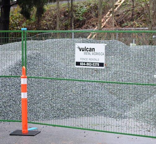 construction fencing rentals
