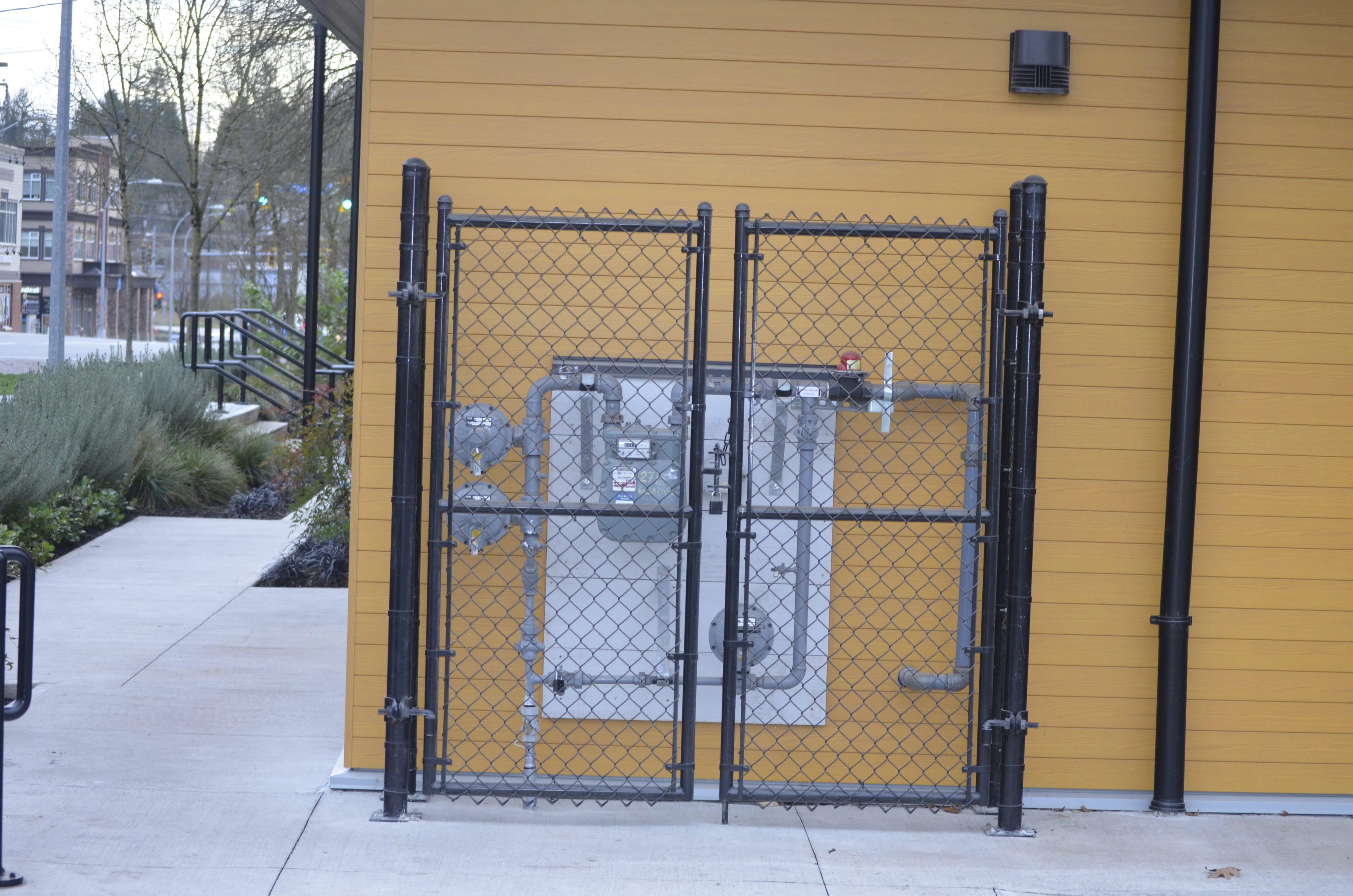 Gate Fencing Vulcan Metal Work