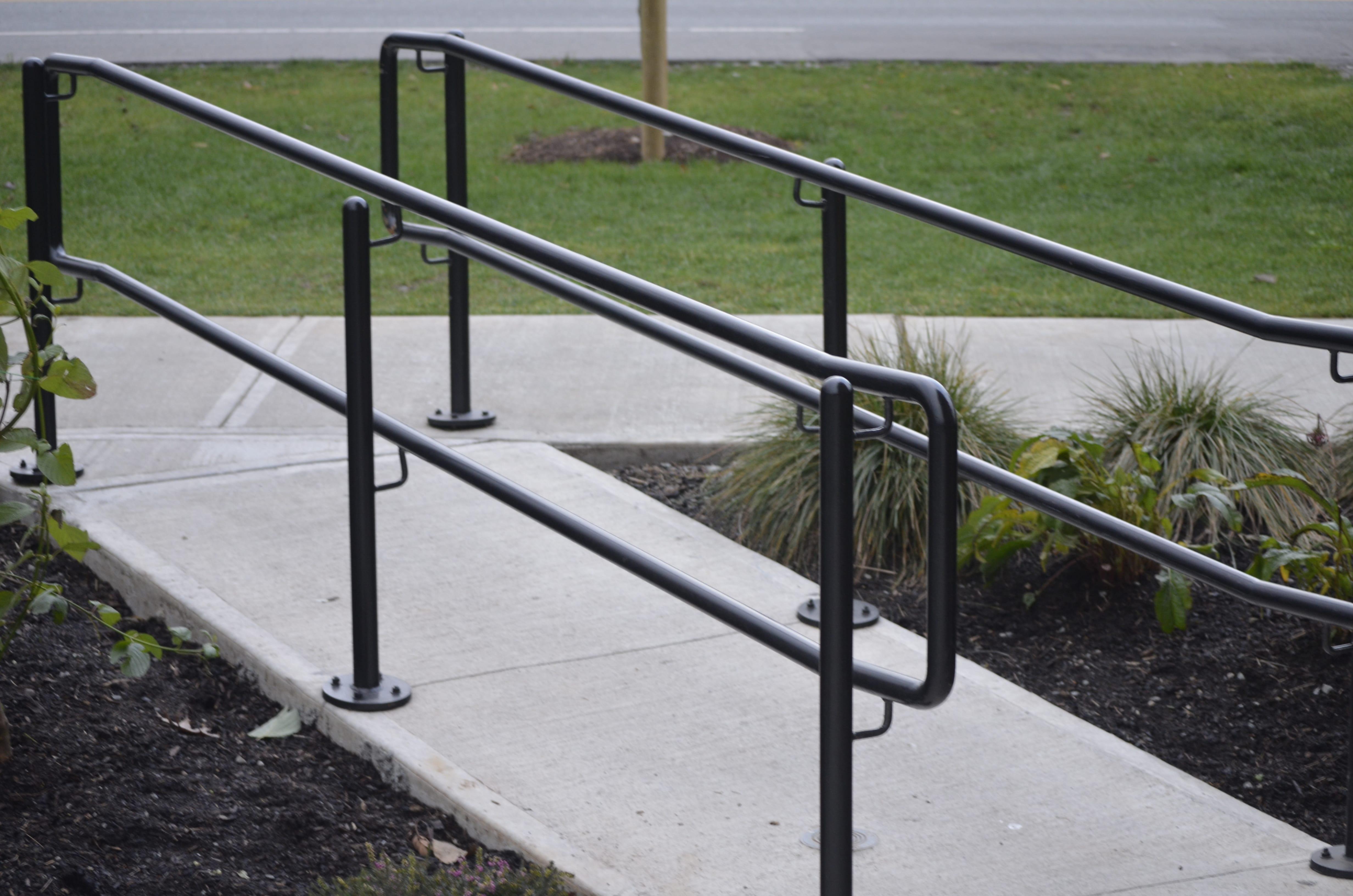 Handrail Fencing Vulcan Metal Work