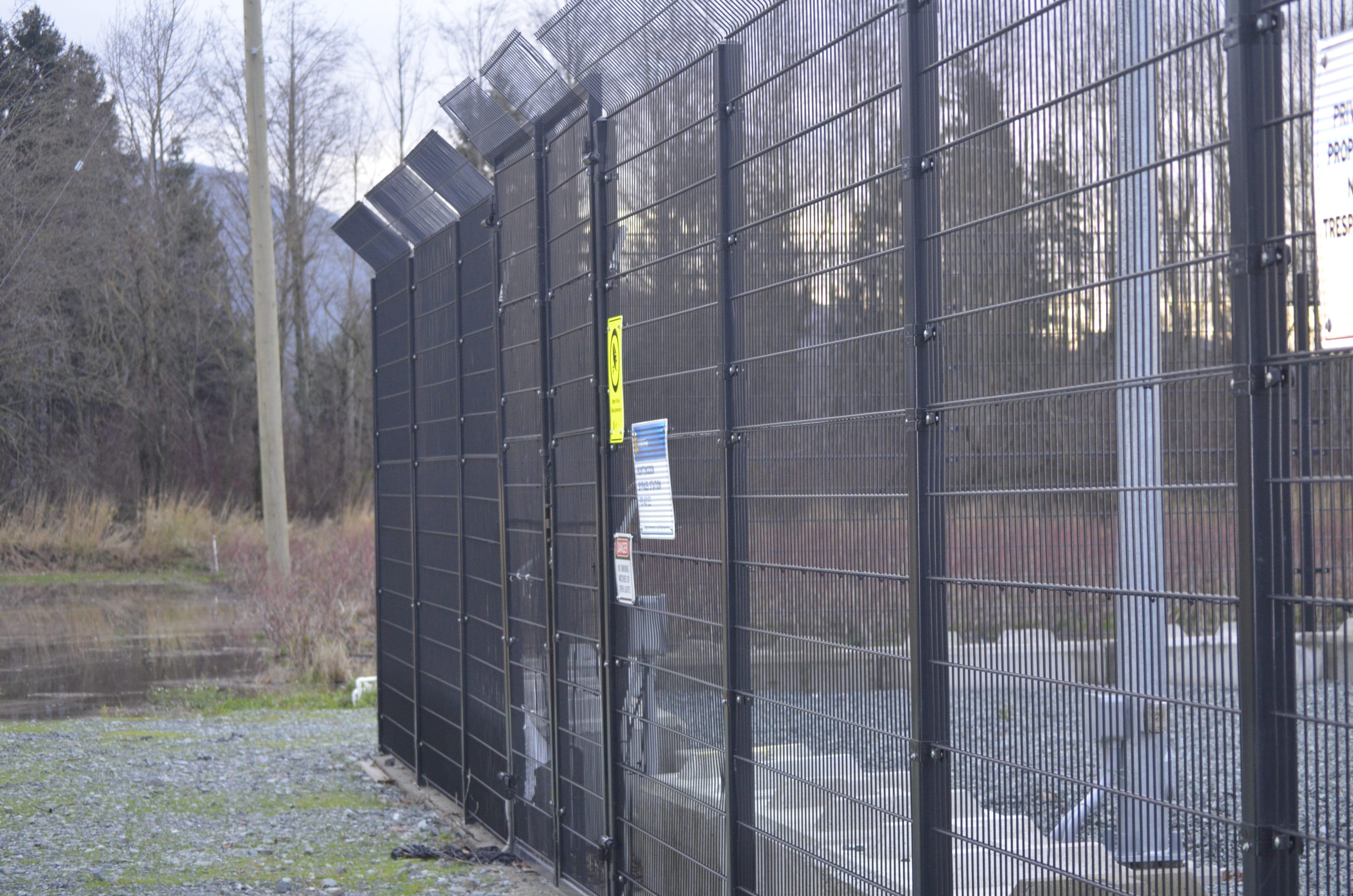 Temporary Fencing Vulcan Metal Work