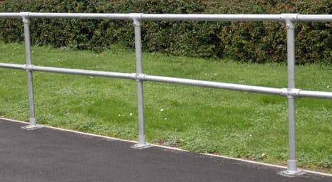 Outdoor Fencing Vulcan Metal Work